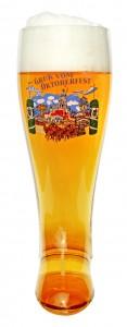 Oktoberfest Glass Beer Boot