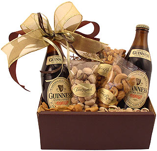 A Pair of Guinness Beer Gift Box