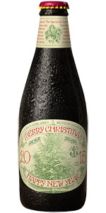 Anchor Brewing Company - Christmas Ale Image