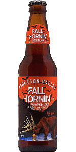 Anderson Valley Brewing - Fall Hornin' Pumpkin Ale Image