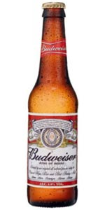 Anheuser-Busch - Budweiser American-Style Lager Image