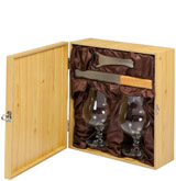 Bavarian Beer Glass Gift Set