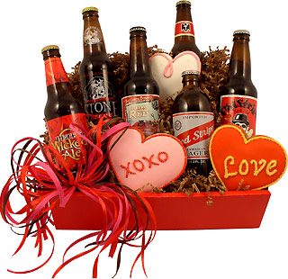 Beer My Valentine Gift Box