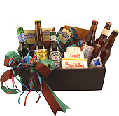 Birthday Beer Gift Box