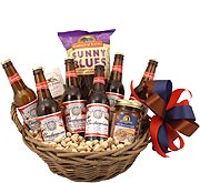 Budweiser Classic Beer Gift Basket