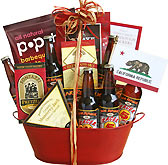 California IPA Beer Gift Basket