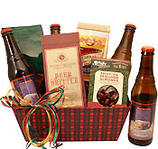 Classic Christmas Beer Gift Box