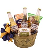 Corona Coolness Beer Gift Basket