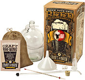 Craft A Brew Kit - Chocolate Milk Stout Brewing Kit - BeerGifts.com