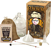 Craft A Brew Kit - Hefeweizen Brewing Kit - BeerGifts.com
