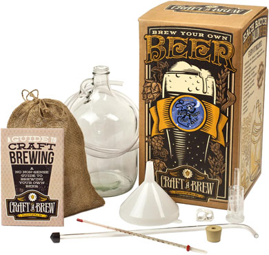 Craft A Brew Kit - Intergalactic Pale Ale Brewing Kit