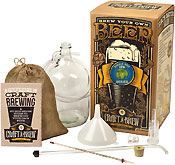 Craft A Brew Kit - Single Hop IPA Brewing Kit - BeerGifts.com
