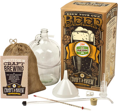 Craft A Brew Kit - Sixpoint Resin IPA Brewing Kit