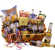 Crazy for Corona Beer Gift Basket