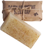 Damn Handsome IPA Beer Soap