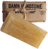 Damn Handsome Pumpkin Beer Soap