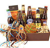 Fall Brews and Munchies Gift Box
