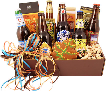 Fall Beer Gifts - Including Oktoberfest Gifts, Autumn Baskets & More!