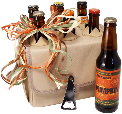 Fall Seasonal Six Pack Beer Gift
