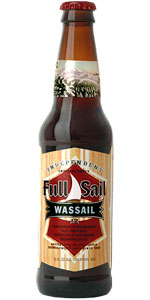 Full Sail Brewing - Wassail Winter Ale Image
