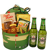 Golf Time Beer Gift Box