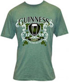 Guinness Happy St. Patrick's Day Beer Tee Shirt