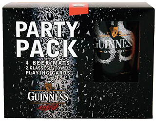 Guinness Party Pack