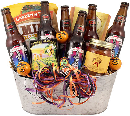 Haunted Beer Gift Bucket