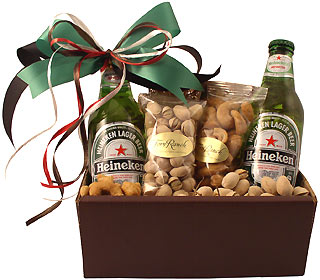 Heineken Twosome Beer Gift Box