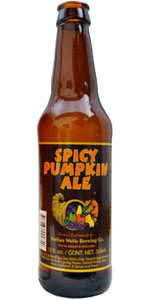 Indian Wells Brewing Co. - Spicy Pumpkin Ale Image