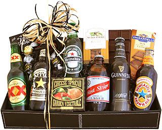 International Beer Gift for Dad