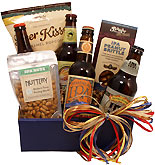 IPA Beer & Snacks Gift Box