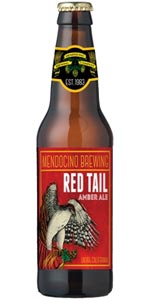 Mendocino Brewing Company - Red Tail Ale Image