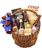 Microbrew Party Beer Gift Basket