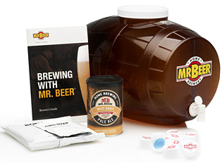Mr.Beer Deluxe Brew Kit
