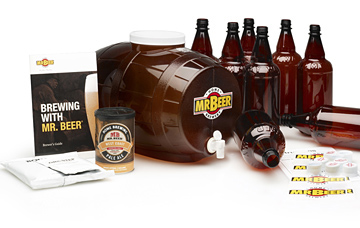 Mr.Beer Premium Brew Kit