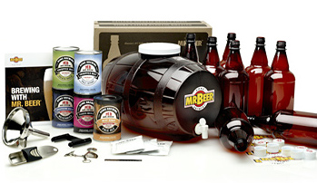 Mr.Beer Brewmasters Select Brew Kit
