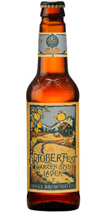 Odell Brewing Company - Oktoberfest Beer Image