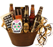 Over the Hill Beer Gift Bucket