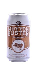 Payette Brewing Company - Mutton Buster Brown Ale Image