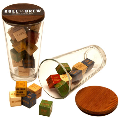Roll & Brew Home Brewing Dice Game