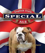 Sand Creek Brewing Co - English Style Special Ale Label