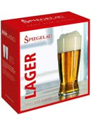 Spiegelau Beer Lager Glass Gift Box