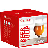 Spiegelau Beer Tulip Glass Four Pack Gift Box