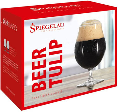 Spiegelau Beer Tulip Glass Gift Box