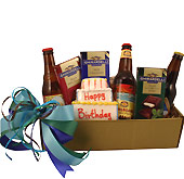 The Birthday MicroBrew Beer Gift Box