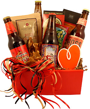 The Red Hot Beer Gift
