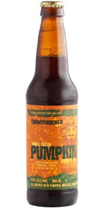 Tommyknocker Brewery - Small Patch Pumpkin Ale Image